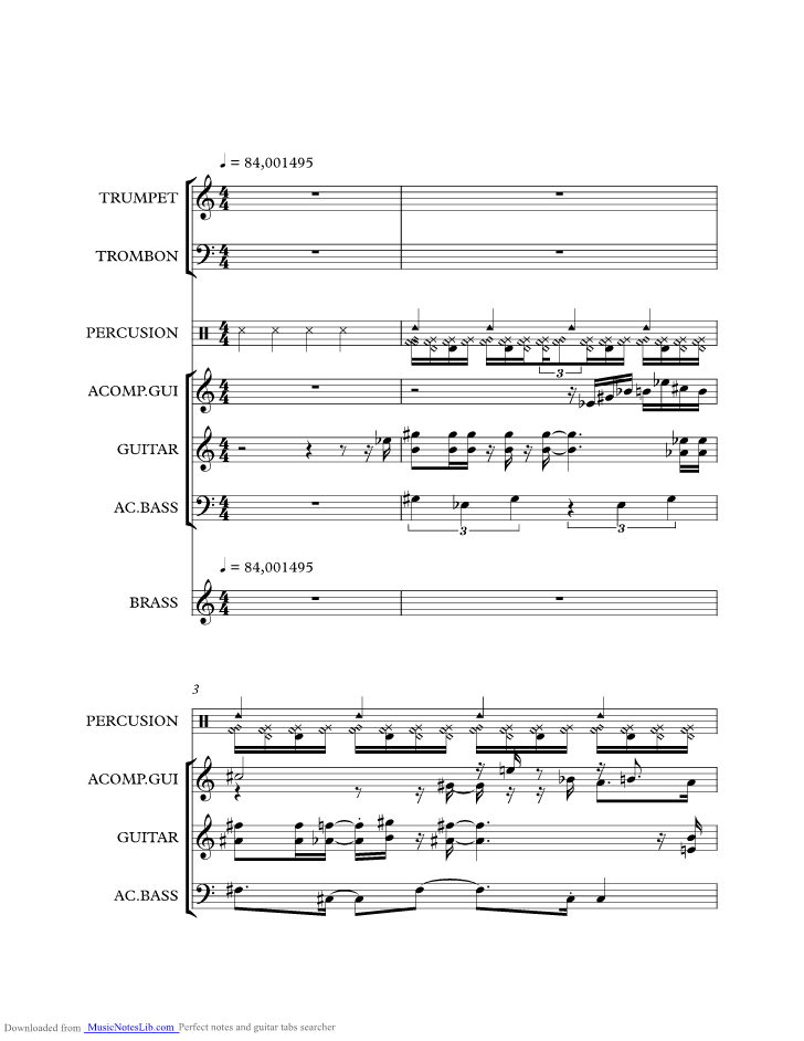 Ayer Music Sheet And Notes By Gloria Estefan Musicnoteslib