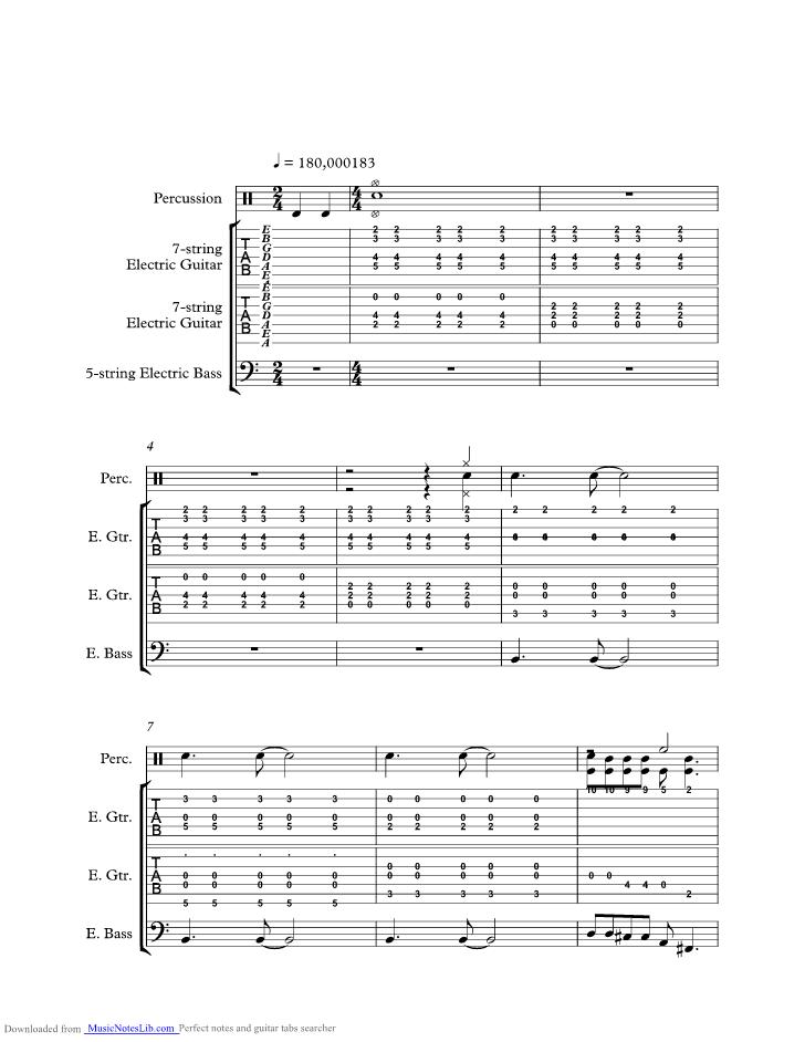 All Music Chords paramore sheet music : Ignorance music sheet and notes by Paramore @ musicnoteslib.com