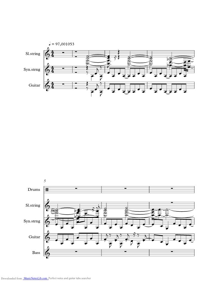 oh pretty woman gary moore sheet music pdf