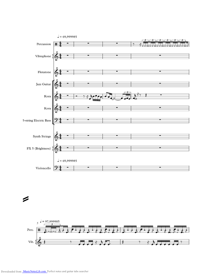 Bailamos Music Sheet And Notes By Enrique Iglesias Musicnoteslib