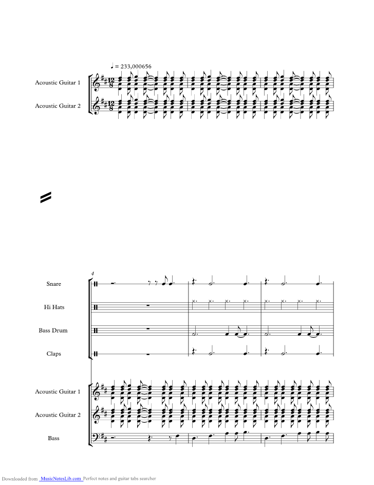 Crazy Little Thing Called Love Music Sheet And Notes By Dwight