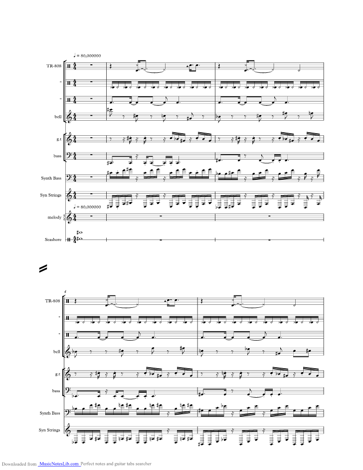Winter Games Music Sheet And Notes By David Foster Musicnoteslib Com