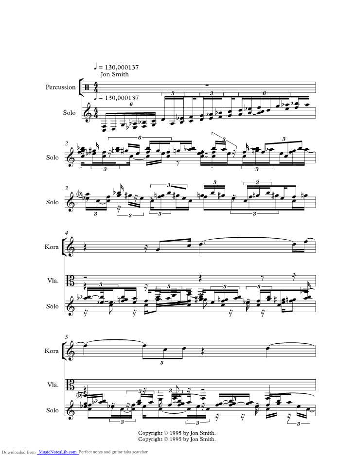 Romantic Warrior Music Sheet And Notes By Chick Corea