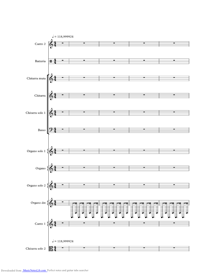 Demon Eye Music Sheet And Notes By Deep Purple Musicnoteslib