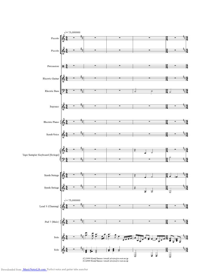 I Can Wait Forever Music Sheet And Notes By Air Supply