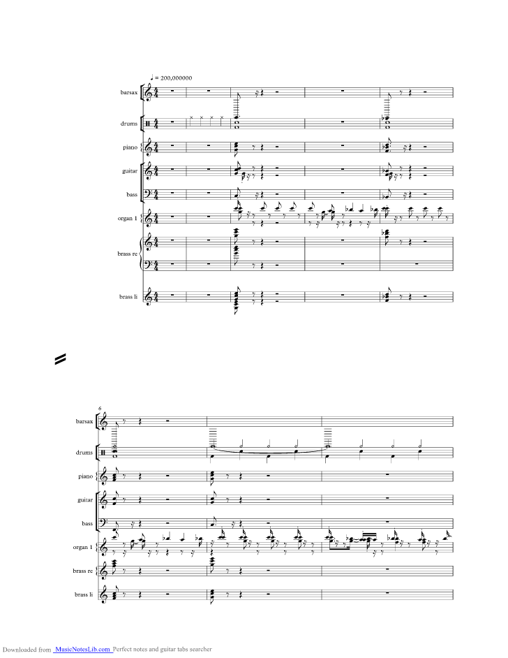 Freeze Frame music sheet and notes by J Geils Band @ musicnoteslib.com