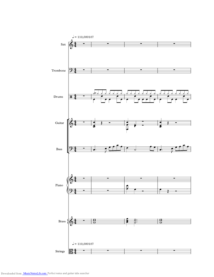 Islands In The Stream Music Sheet And Notes By Kenny Rodgers