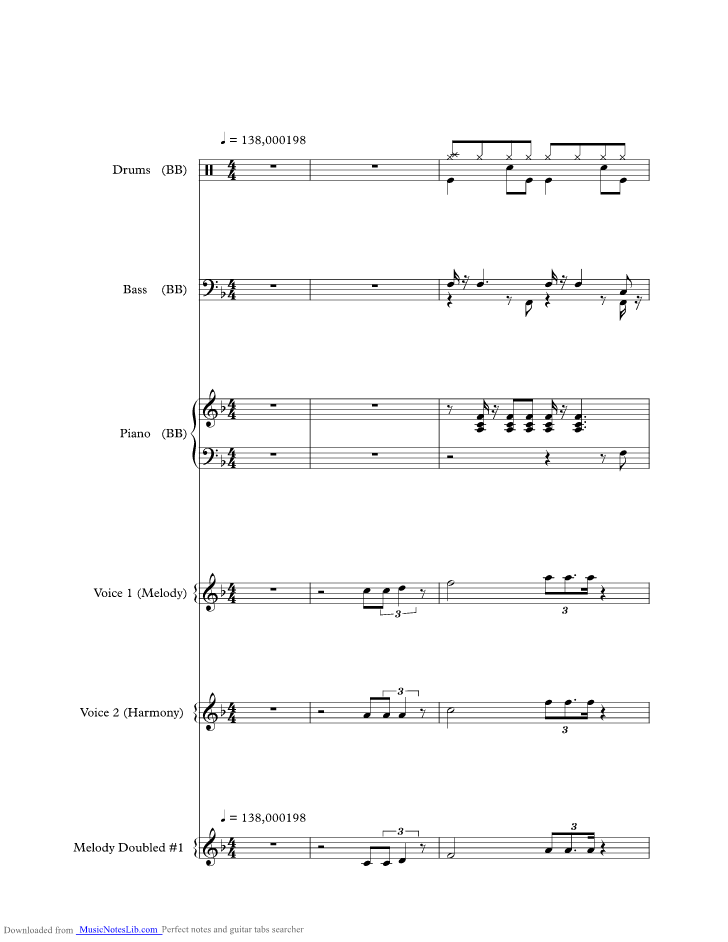 Daddy Sang Bass Music Sheet And Notes By Johnny Cash Musicnoteslib