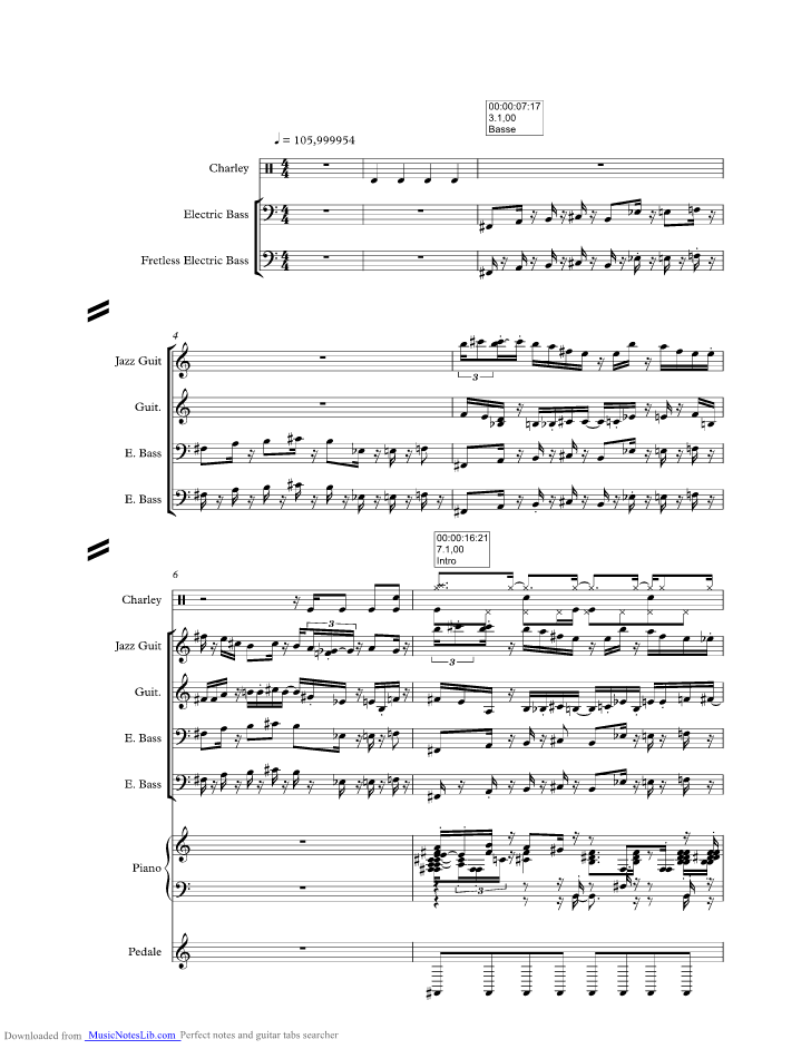 I Wish Music Sheet And Notes By Stevie Wonder Musicnoteslib