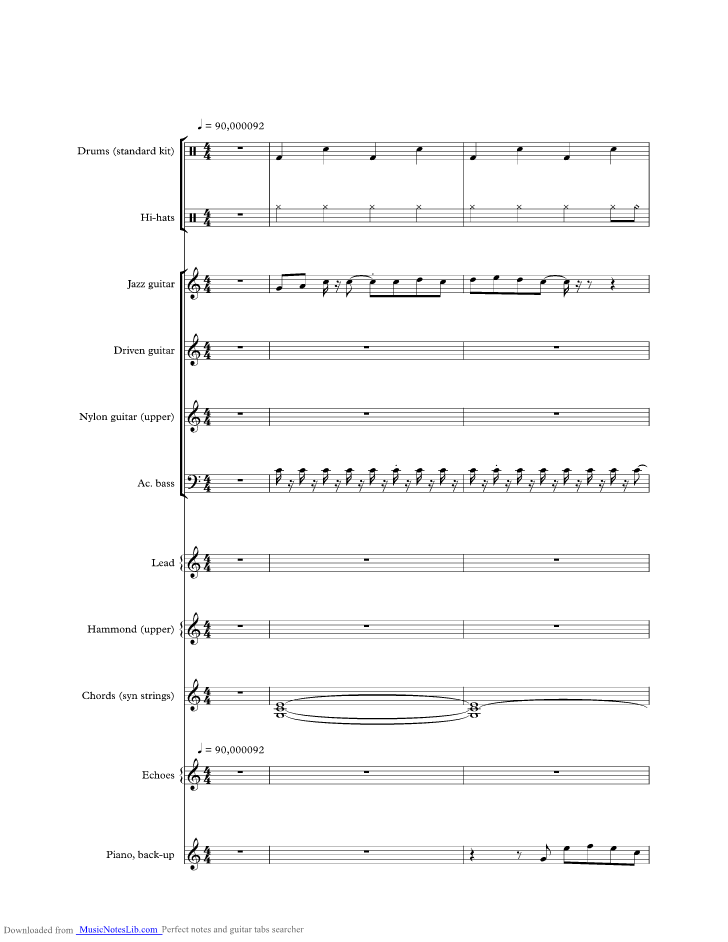 Dark Horse Music Sheet And Notes By Amanda Marshall Musicnoteslib