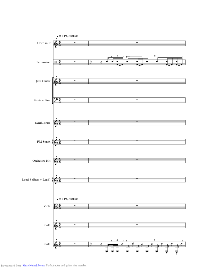 Isnt She Lovely Music Sheet And Notes By Stevie Wonder