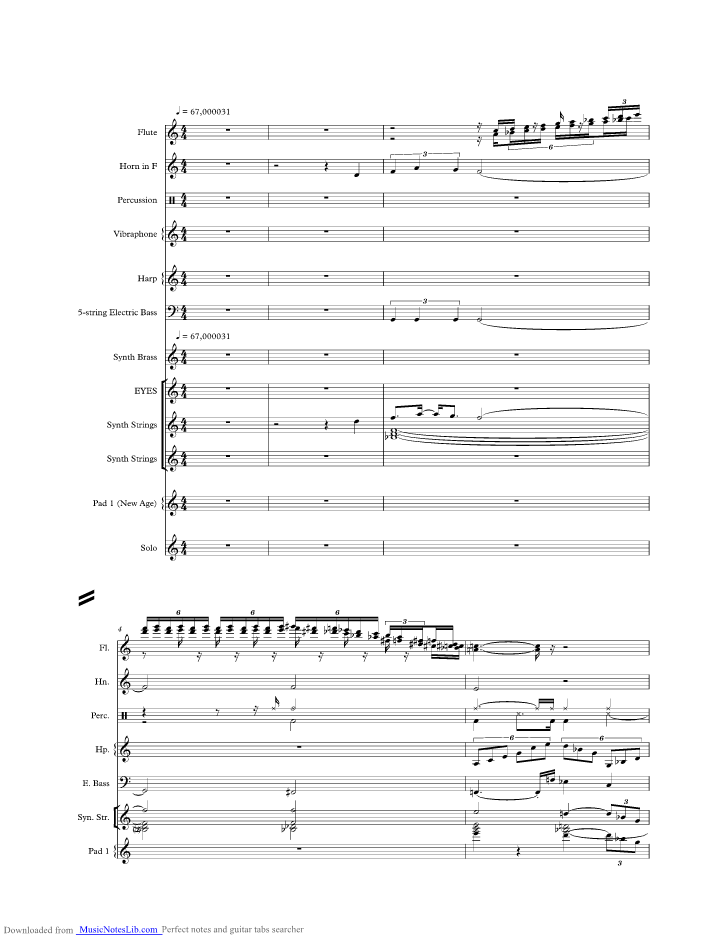 I Only Have Eyes For You Music Sheet And Notes By Art Garfunkel