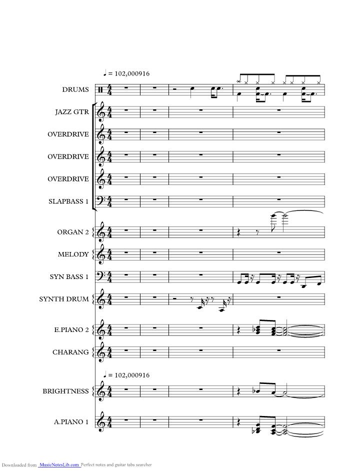 The Three OClock Sixteen Tambourines