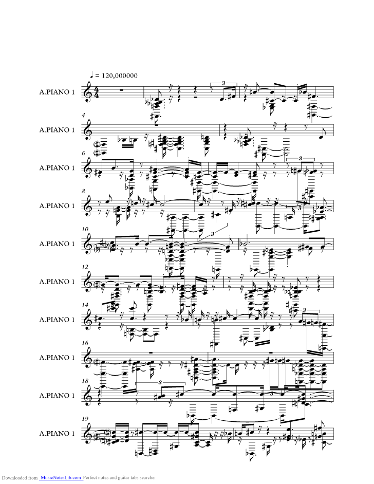 When I Fall In Love Music Sheet And Notes By Bill Evans