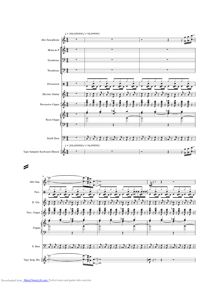 Everybody Needs Somebody To Love music sheet and notes by Blues ...