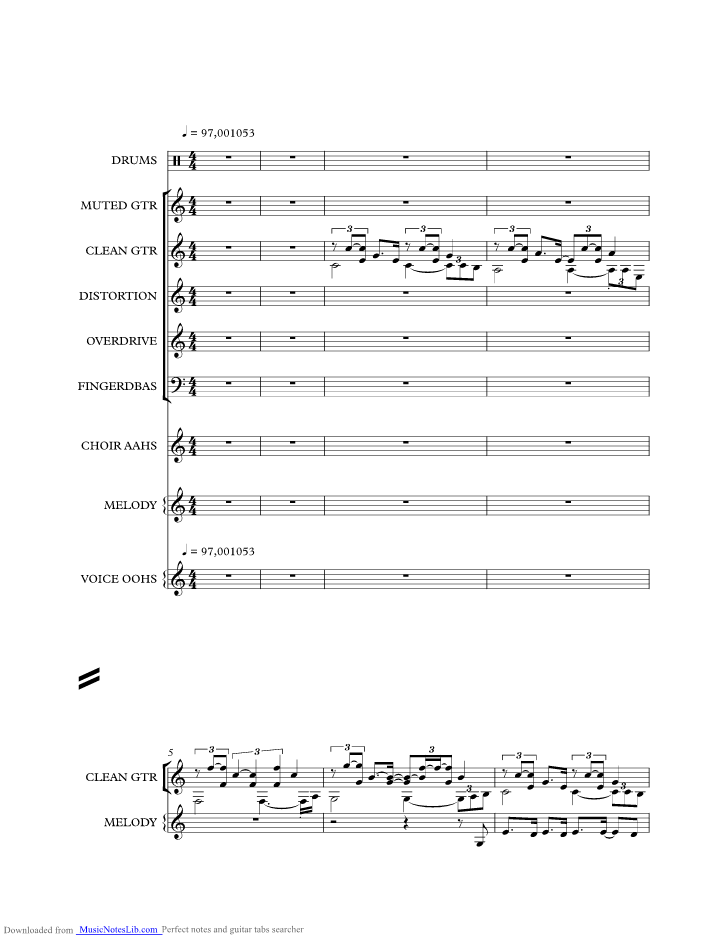 Alles Aus Liebe Music Sheet And Notes By Die Toten Hosen