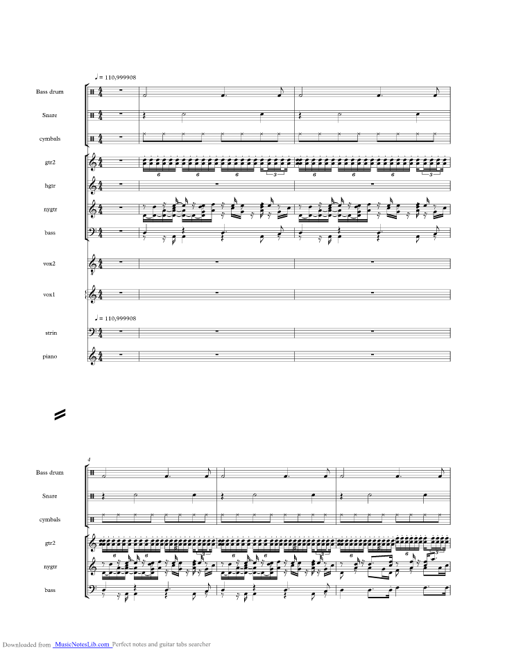 Jolene Music Sheet And Notes By Dolly Parton Musicnoteslib