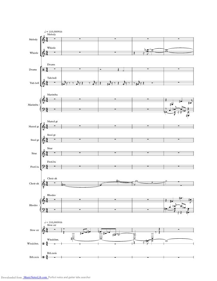 All Music Chords runaway sheet music : RUNAWAY music sheet and notes by Janet Jackson @ musicnoteslib.com