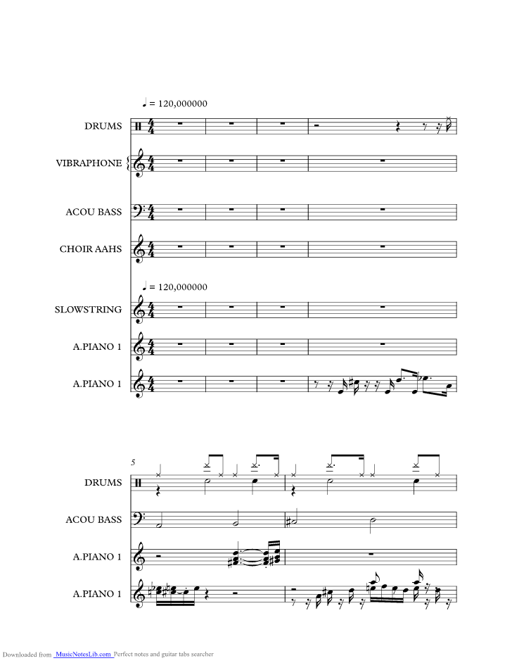 Let There Be Love Music Sheet And Notes By Nat King Cole