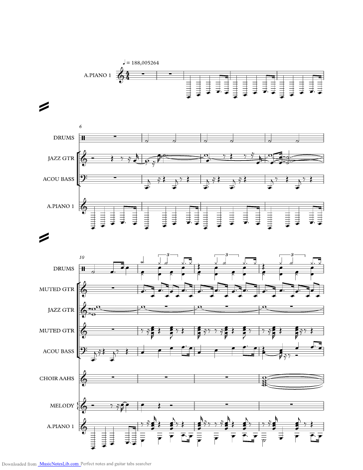 I Might Music Sheet And Notes By Shakin Stevens Musicnoteslib