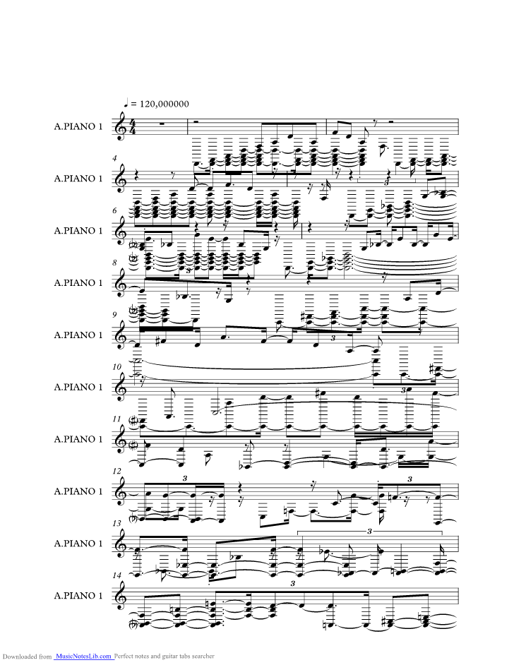 Fantasy In D Minor Kv397 Music Sheet And Notes By Mozart