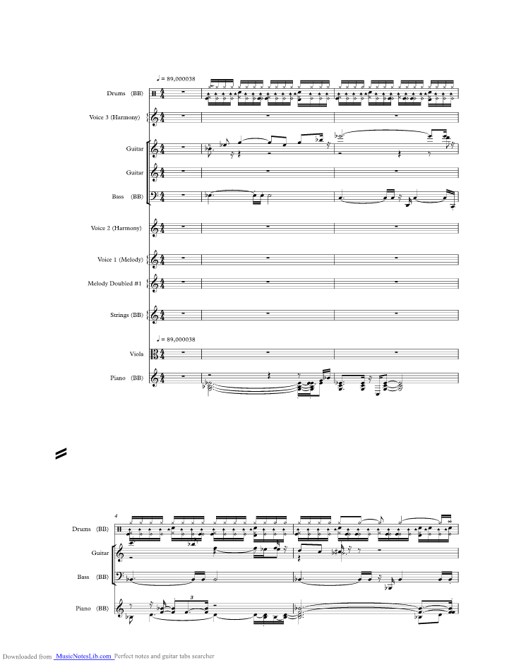I Could Fall In Love Music Sheet And Notes By Selena Musicnoteslib Com