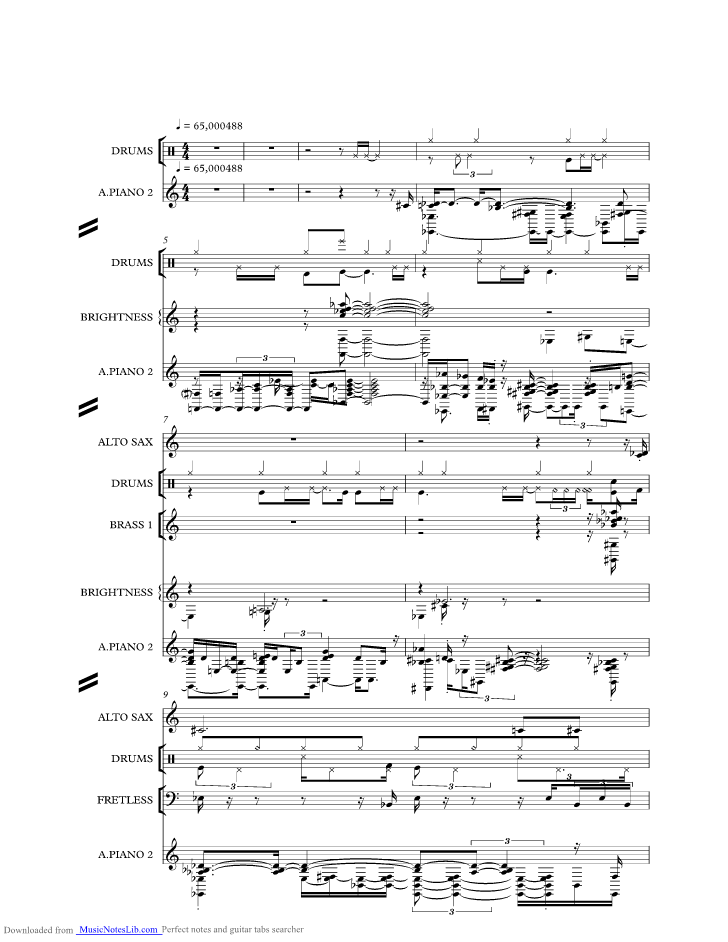 Ribbon In The Sky Music Sheet And Notes By Stevie Wonder