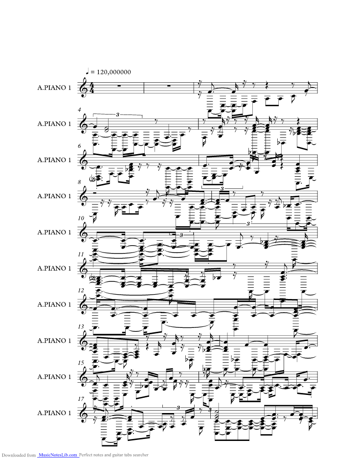Unchained Melody Piano music sheet and notes by The Righteous ...