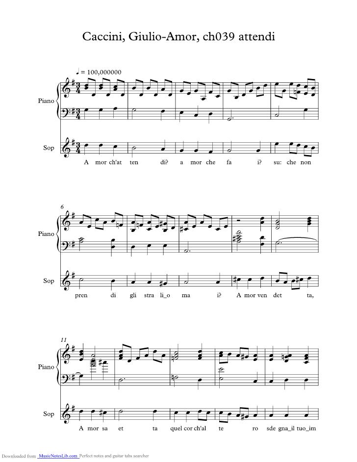 イタリア歌曲の歌詞和訳 - mamono.5ch.net