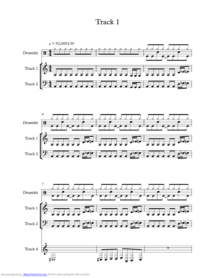 Sweeter Music Sheet And Notes By Gavin Degraw Musicnoteslib