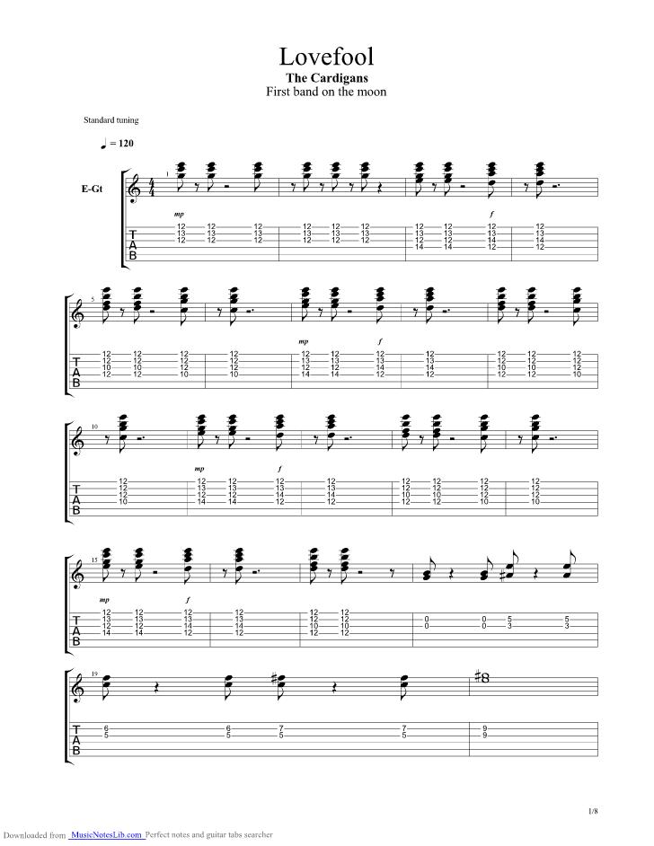 Rewind guitar chords