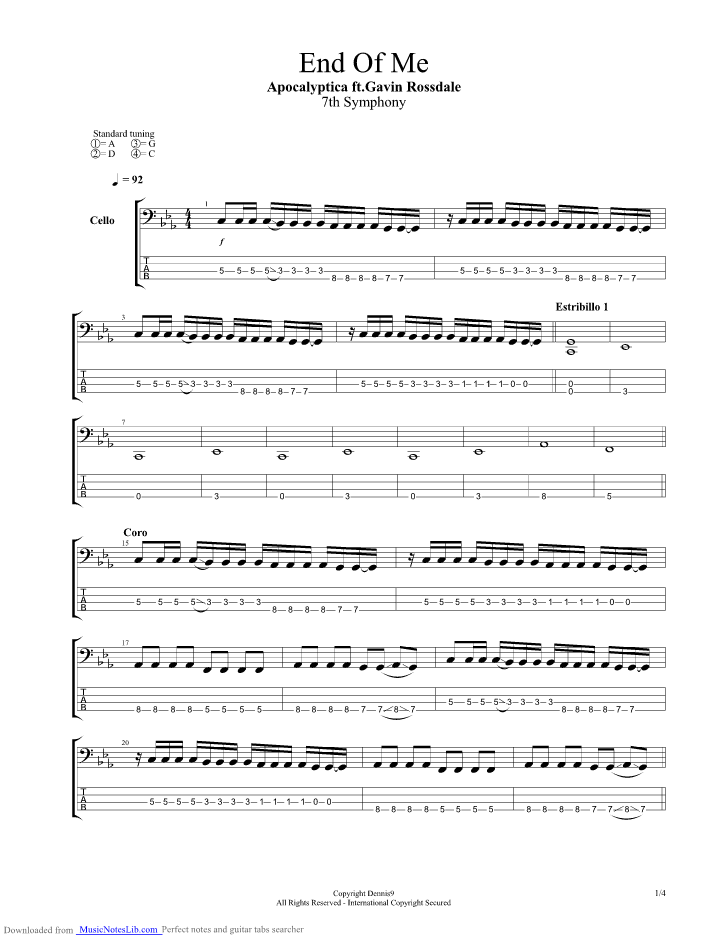 Bittersweet symphony guitar chords