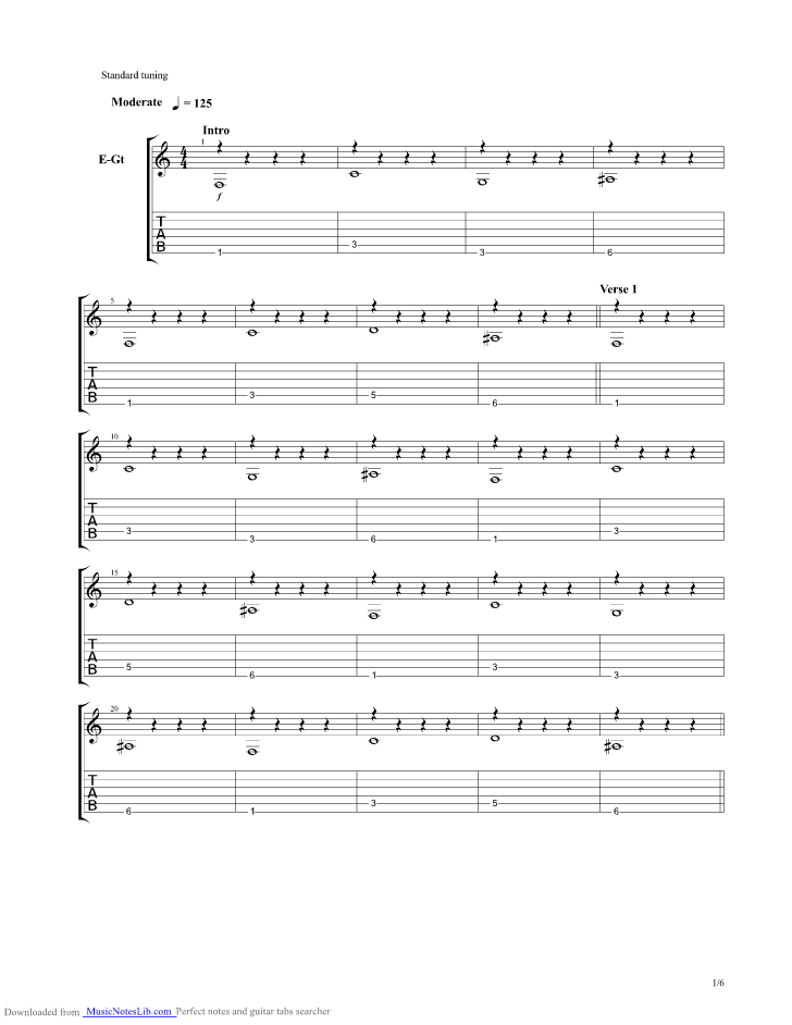 Till I Forget About You Guitar Pro Tab By Big Time Rush