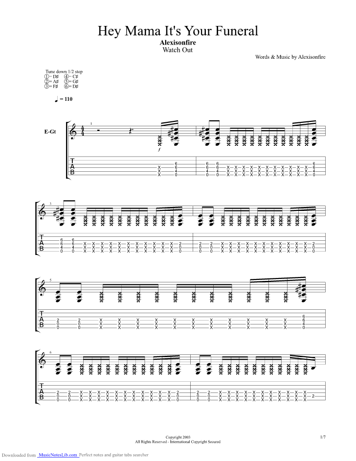Hey Mama Chords Image collections - piano chord chart with finger ...