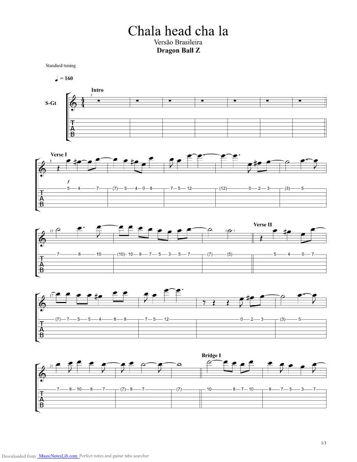 chala head chala piano pdf
