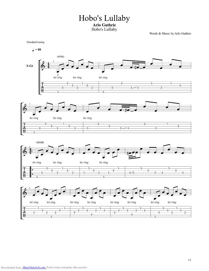 Hobo's Lullaby - Woody Guthrie - YouTube