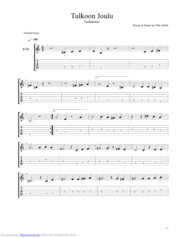 Dark Guitar Chords  Spooky Shapes For Your Music