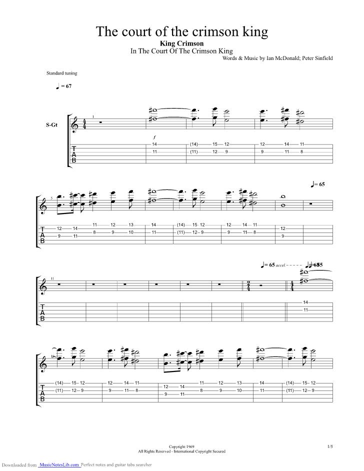 King Crimson - Vrooom
