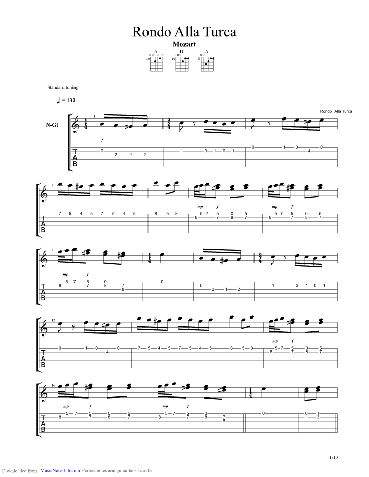 rondo alla turca Movement title i just changed minuetto and marcia alla turca back to menuetto and rondo alla turca, which is how it was before and how it is in my version of the sheet music.
