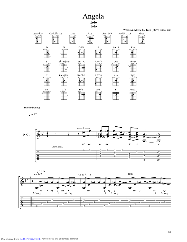 Toto Africa Chords Related Keywords Suggestions Toto Africa