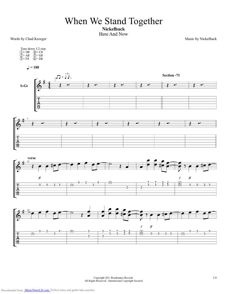 Photograph Chords Guitar Guitar Tabs Photograph Music Sheets