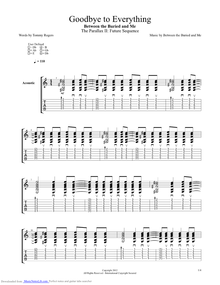 Colorblind Chords