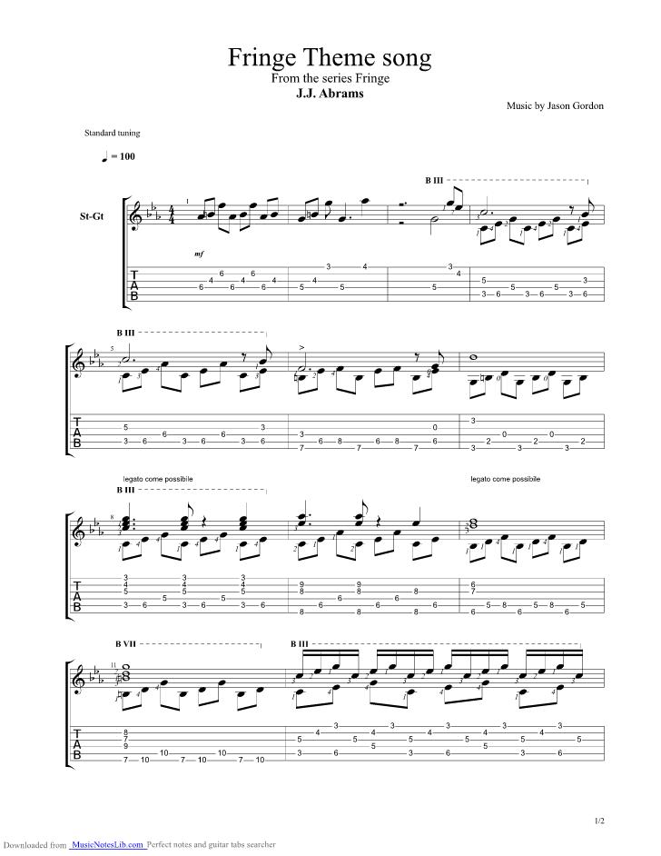 Sponsored Links: Cowboy Bebop Intro Sheet Music At Alzheimers-prions.com