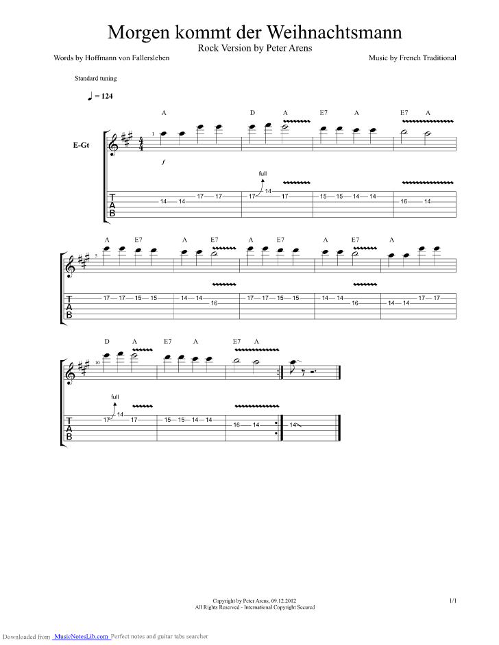 Nice Christmas In Dixie Chords Ensign - Beginner Guitar Piano Chords ...