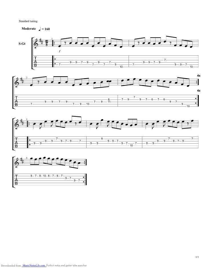 everybody hurts guitar tab pdf
