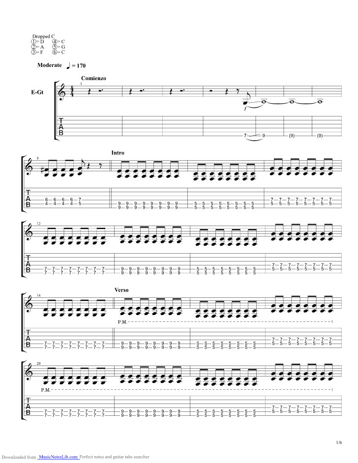 Better Off Alone Guitar Pro Tab By Fit For Rivals Musicnoteslib Com