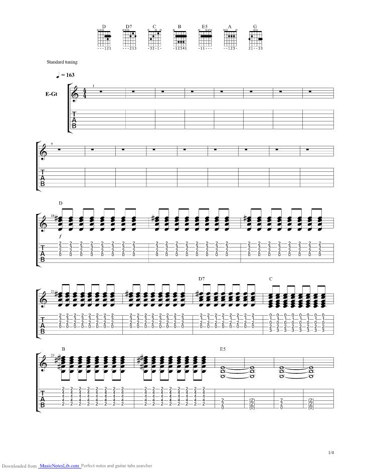 A Minha Casinha Guitar Pro Tab By Xutos E Pontapes Musicnoteslib