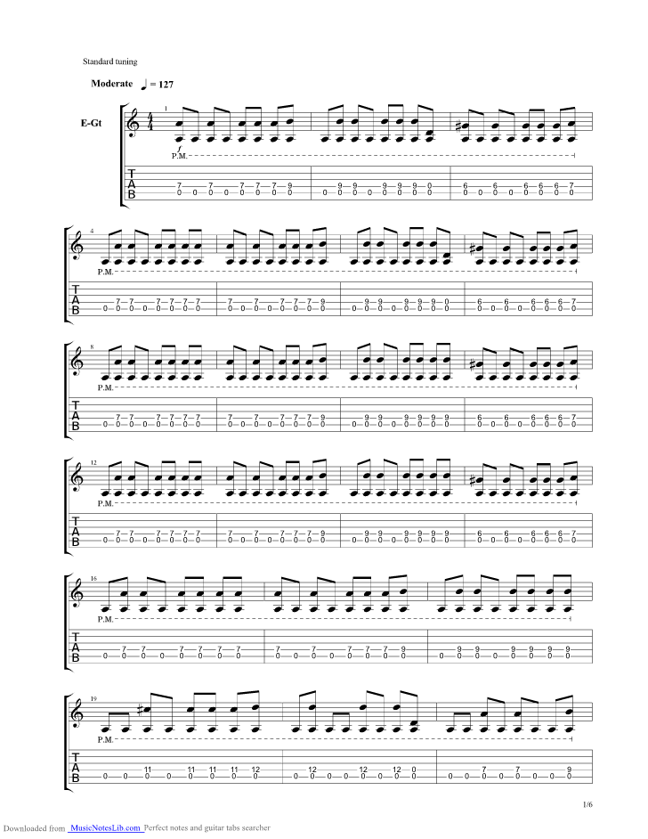 ASIAN KUNG-FU GENERATION Chords & Tabs -- Page