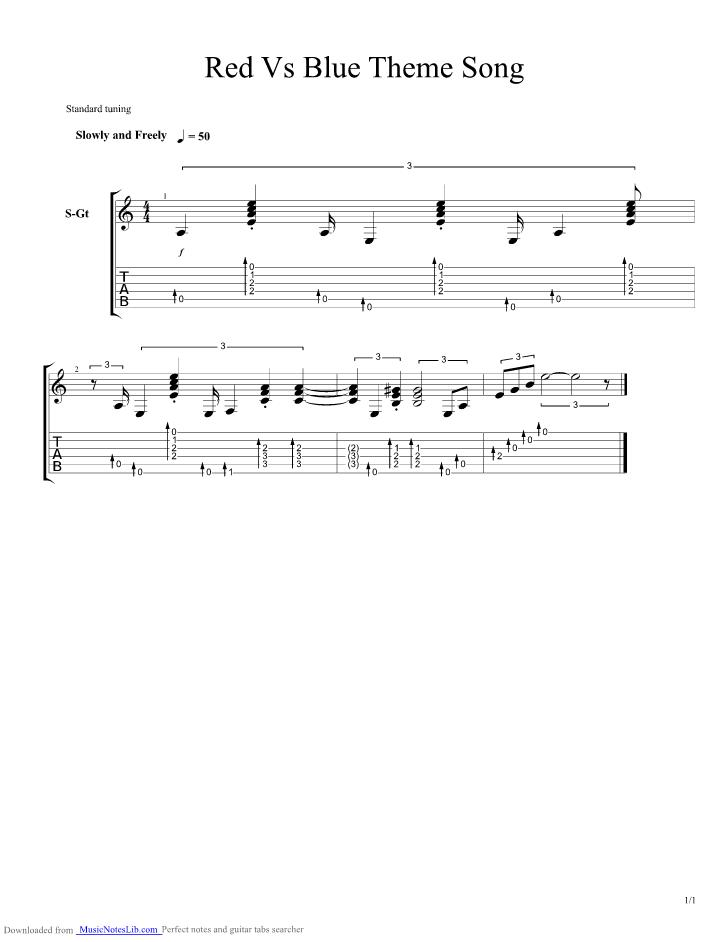 Enchanting Guitar Chords For Red Inspiration - Beginner Guitar Piano ...