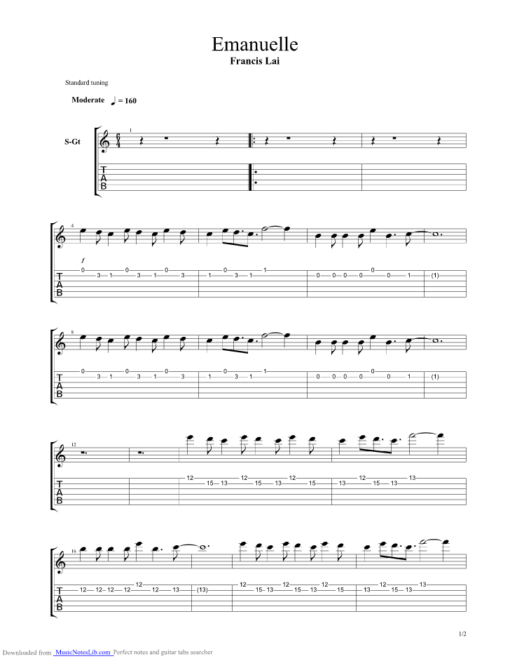 Awesome Guitar Chords For Love Story Illustration - Basic Guitar ...